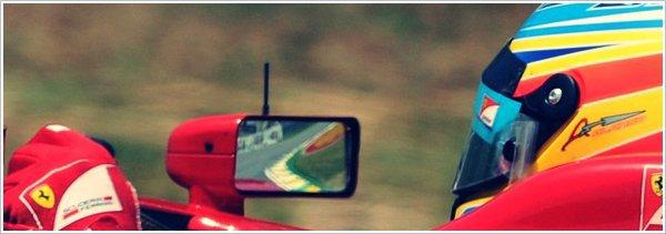 Fernando Alonso élu pilote F1 de l'année !     (+) Gifs sur une publicité de Fernando Alonso.