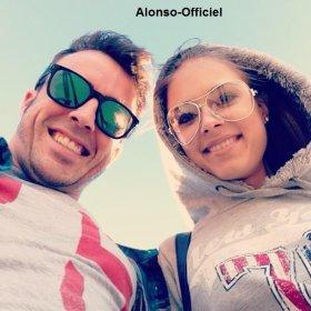 Les saisons d'Alonso, Partie V : Ferrari (2010)     (+) Photos de ses vacances au ski.