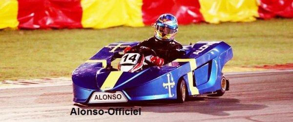 Le Défi des Etoiles    Fernando Alonso invité a cet événement.
