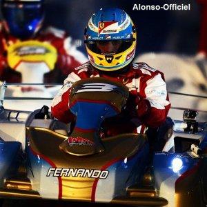 Alonso au Wrooom 2013    Ferrari ouvre officiellement sa saison.
