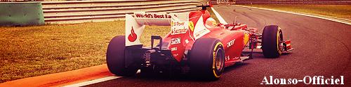 Quiz Fernando Alonso : Partie I    En attendant les prochains essais hivernaux.