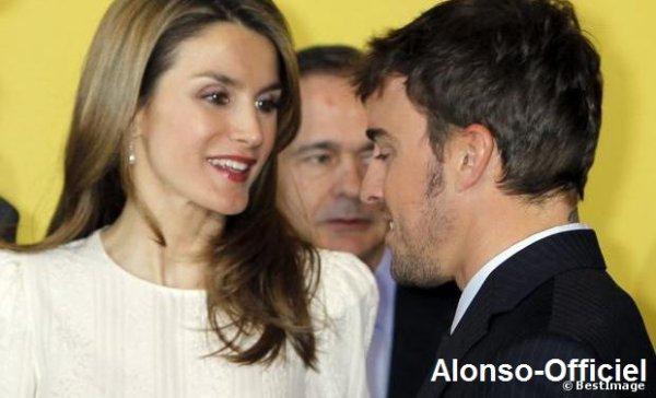 Fernando Alonso à été nommé ambassadeur de la marque Espagnol    Le pilote Ferrari représente la discipline du Sport