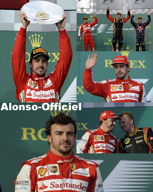 Retour en Images sur....    1 / 19 : Le Grand Prix d'Australie.