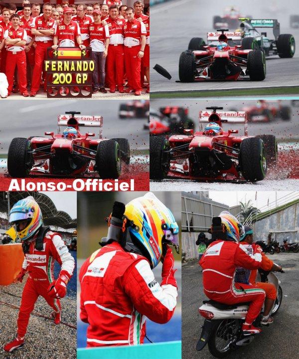 Retour en Images sur....    2 / 19 : Le Grand Prix de Malaisie.
