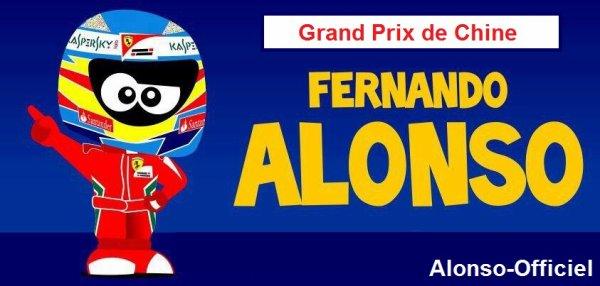 News - Grand Prix - Défi - Autre __________--_Grand Prix de Formule 1 de Chine Ce rattraper après un Grand Prix malaisien malheureux.