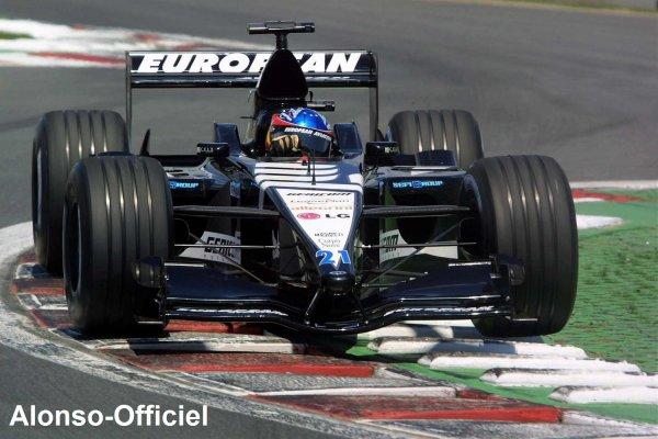 News - Grand Prix - Défi - Autre ________________________---_Le Défi du mois d'Avril Les premiers tests de Fernando Alonso