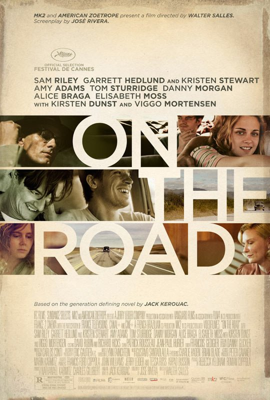 On the road - Best movie
