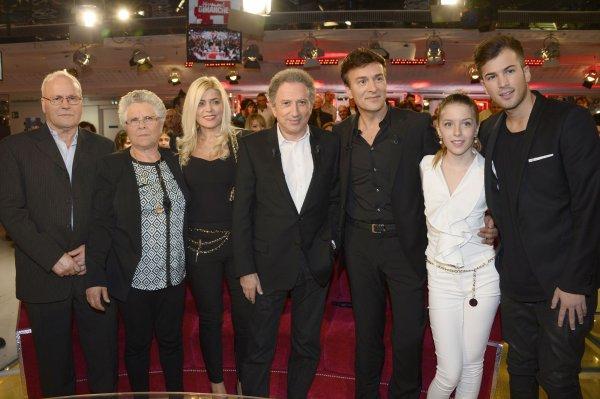 Famille Carreira