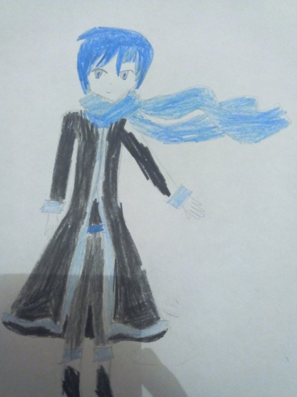 personnage de ma fic 1 kaito