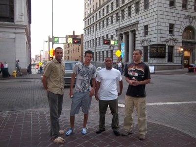 Cincinnati,Ohio.
