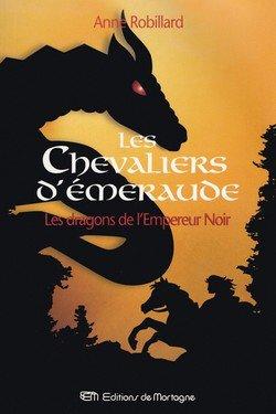 Les dragons de l'Empereur Noir Tome 1 Tome 2 ♥♥♥♥♥