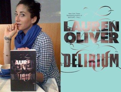 Info: Delirium de Lauren Oliver