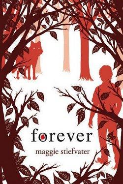 Couverture: Forever de Maggie Stiefvater