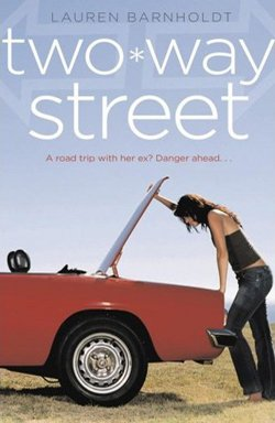 Two-way street by Lauren Barnholdt ♥♥♥♥♥
