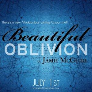 Beautiful Oblivion: Le prochain roman de Jamie McGuire