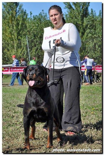 06-10-2010: Photos du KS en Italie avec Chainy de Yolcris