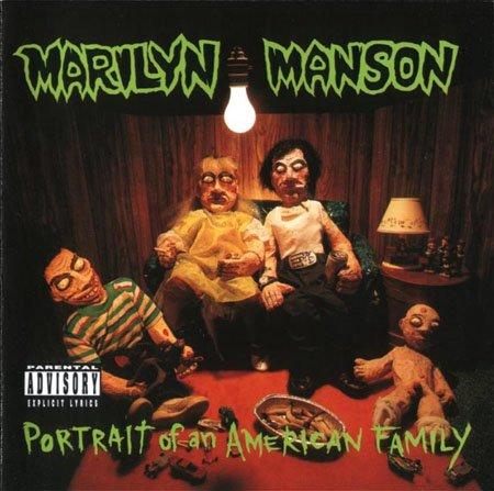 (le premier album) Portrait of an American Family