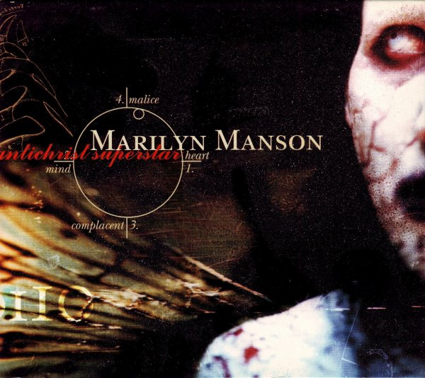 (2éme album) Antichrist Superstar