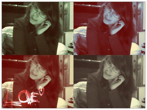 Montres-moi que tu m'aimes, si tu m'aimes vraiment. ♥
