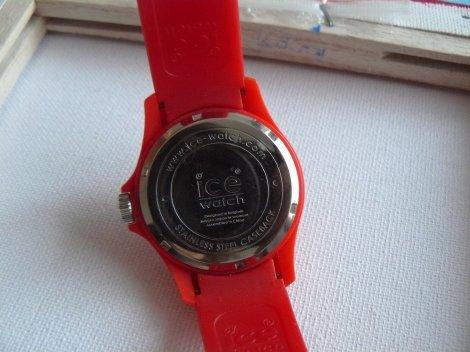 Montre Ice Watch Rouge -  25FDPC - ( RESERVER )