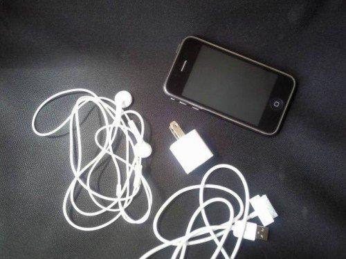 Iphone 3GS - 100FDPC - VENDU