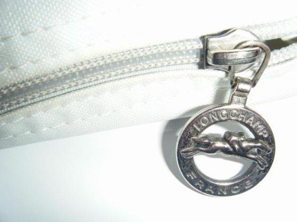 Sac Longchamps Blanc - 20FDPC -