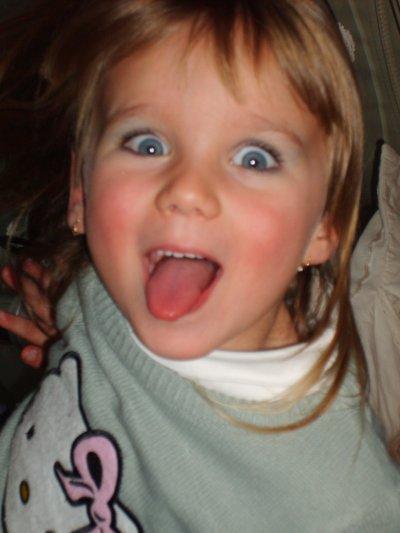 Mes petites soeur Océane Léa Léonnie