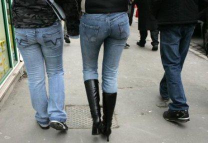 le saviez vous , le port du pantalon est interdit aux femmes , la loi est toujours en vigueur !