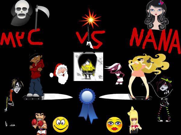 mec vs nana