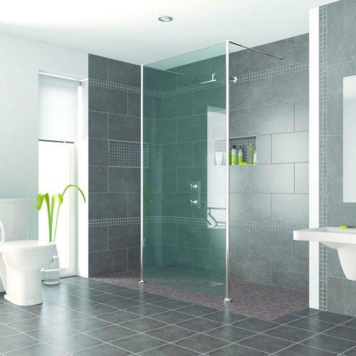En attendant la suite notre construction ph nix dans le 62 for Ecoulement douche italienne