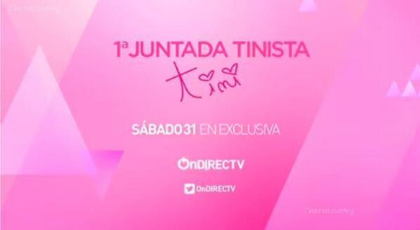 La juntada Tinistas été en direct en espagne!