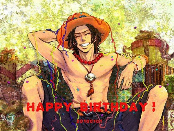 Le moment tant attendu...l'anniversaire de Ace !! **