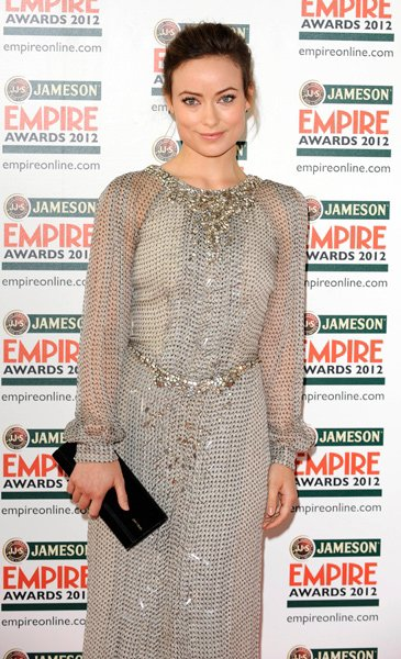 2012 Jameson Empire Awards : Olivia Wilde