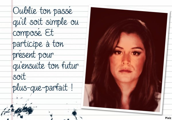 Belle Phrase ♥