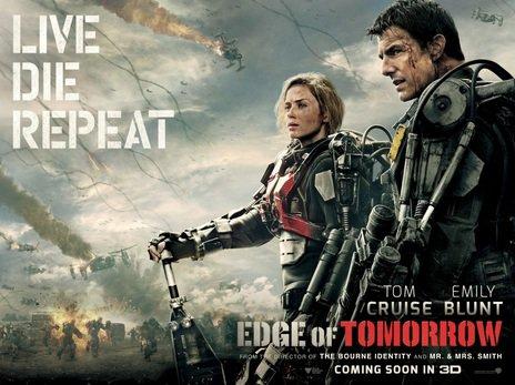 Edge of Tomorrow -