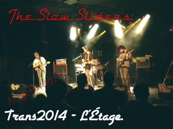 The Slow Sliders -
