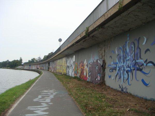 Mur Légal Sarrebruck