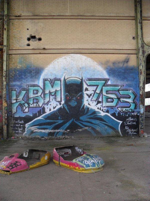 KBM CREW 763 CREW