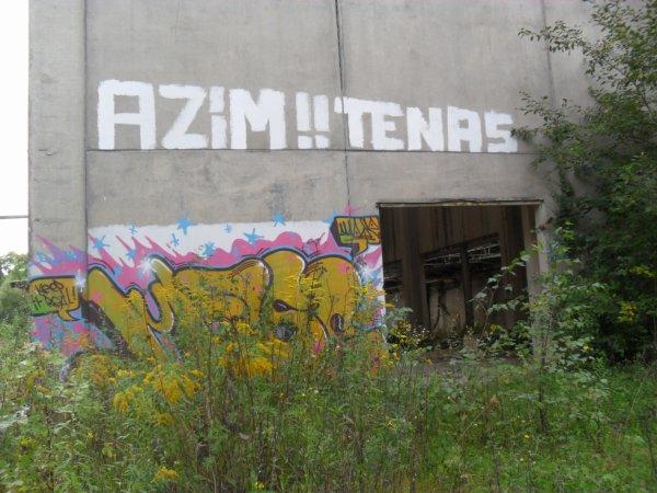 AZIM TENAS MASE