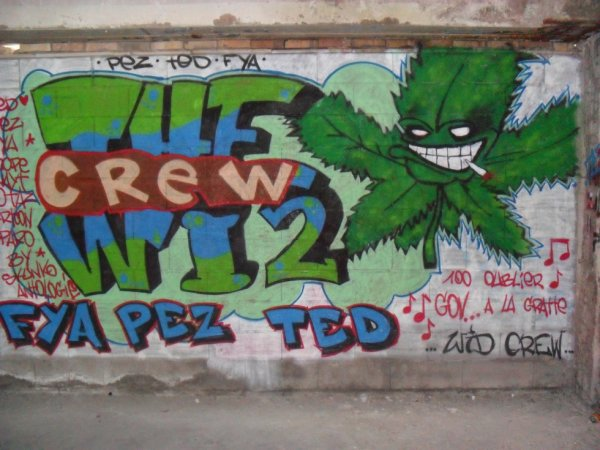 THE WI2 CREW FYA TED PEZ