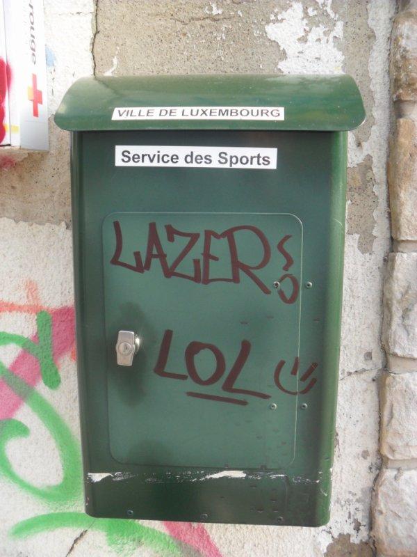 LAZER LOL