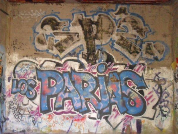 TRUSPÉ LOS PARIAS