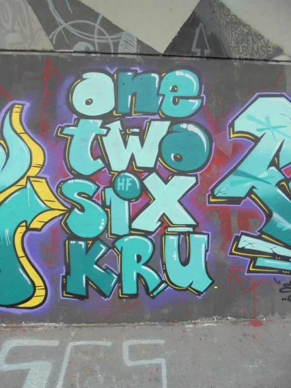ONE TWO SIX KRU