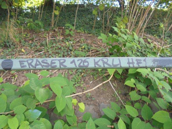 ERASER 126 KRU HF CREW