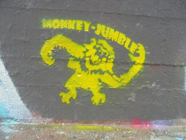 MONKEY JUMBLE