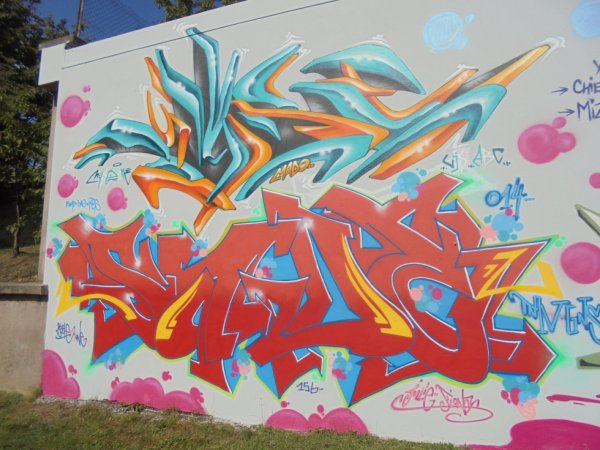 SUPERWALL OF CREU 2014