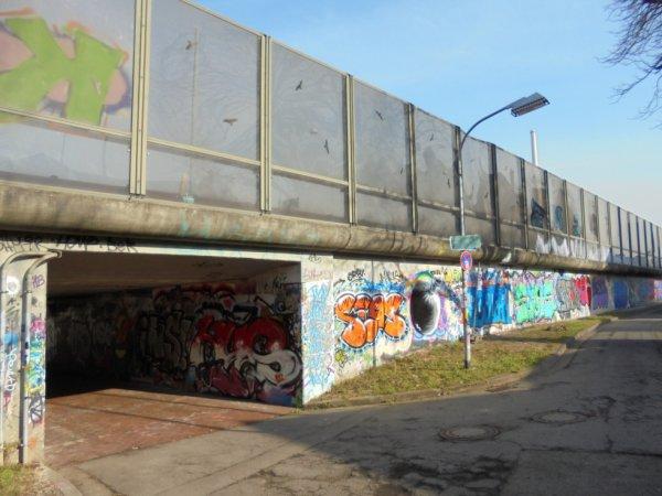 Legal Wall Saarbrücken