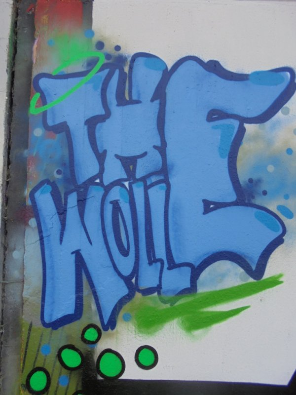 THE WOLLE