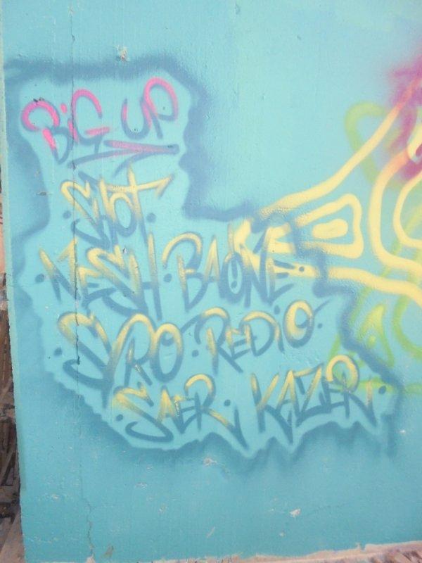 SHOT NESH BAONE SYRO REDIO SAER KASER