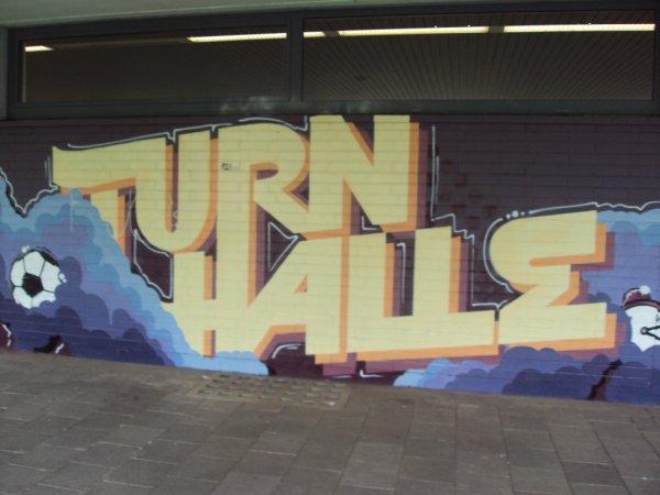 Kirchberg Turn Halle